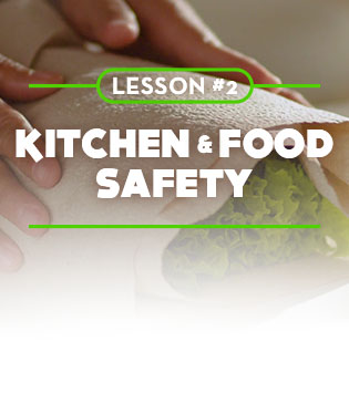 Kitchen and Food Safety