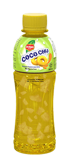 Del Monte Coco Chu Pineapple Flavored Juice Drink with Nata