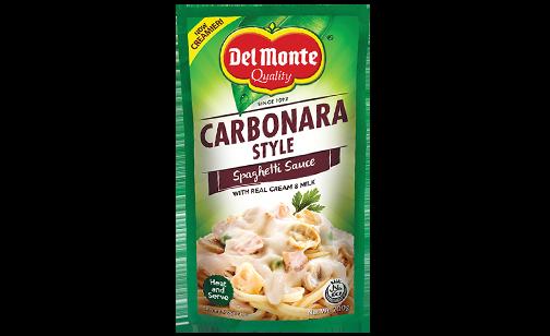 Del Monte Carbonara