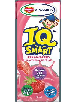 Del Monte Vinamilk IQ SMART™ - Strawberry