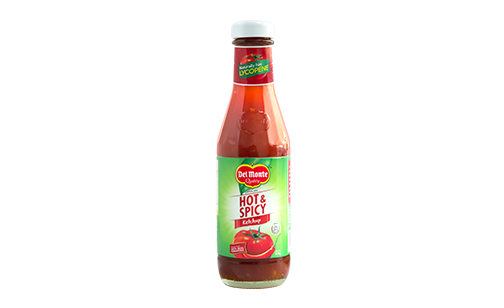 Del Monte Hot 'n Spicy Ketchup