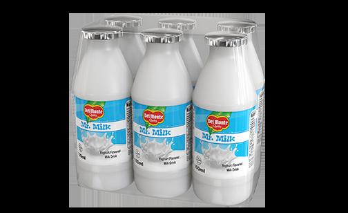 Del Monte Mr. Milk Yoghurt Flavored Milk Drink