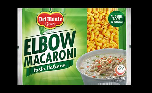 Del Monte Elbow Macaroni