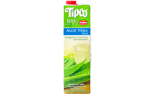 Tipco 100% Aloe Vera Juice