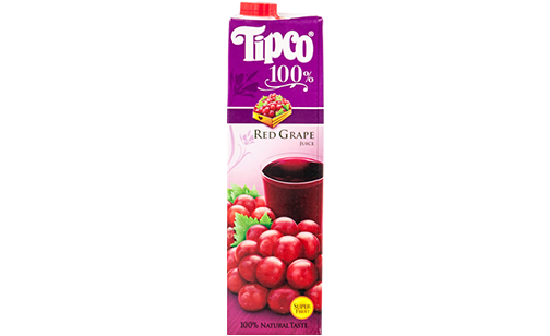 Tipco 100% Red Grape Juice