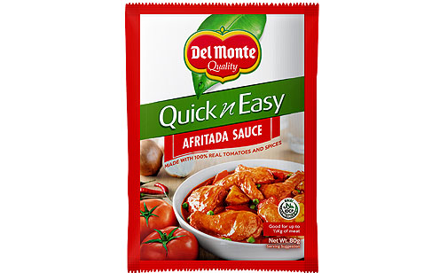 Del Monte Quick 'n Easy Afritada Sauce