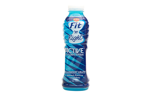 Fit 'n Right Active Blueberry Grape