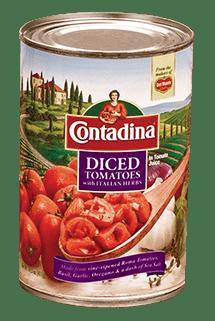 Contadina Diced Tomatoes
