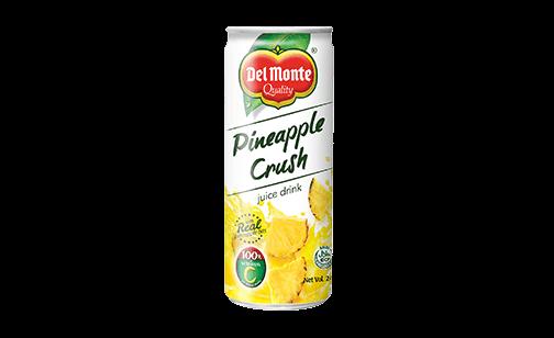 Del Monte Pineapple Crush Juice Drink