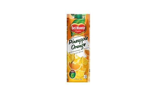 Del Monte Pineapple Orange Juice Drink