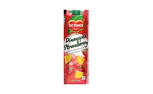 Del Monte Pineapple Strawberry Juice Drink