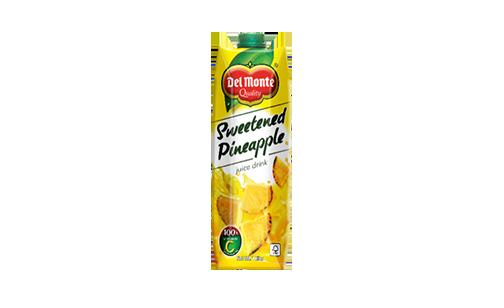 Del Monte Sweetened Pineapple Juice Drink
