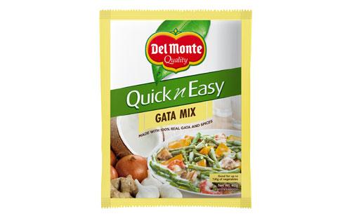 Del Monte Quick 'n Easy Gata Mix