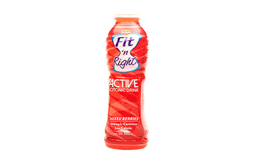 Fit 'n Right Active Mixed Berries