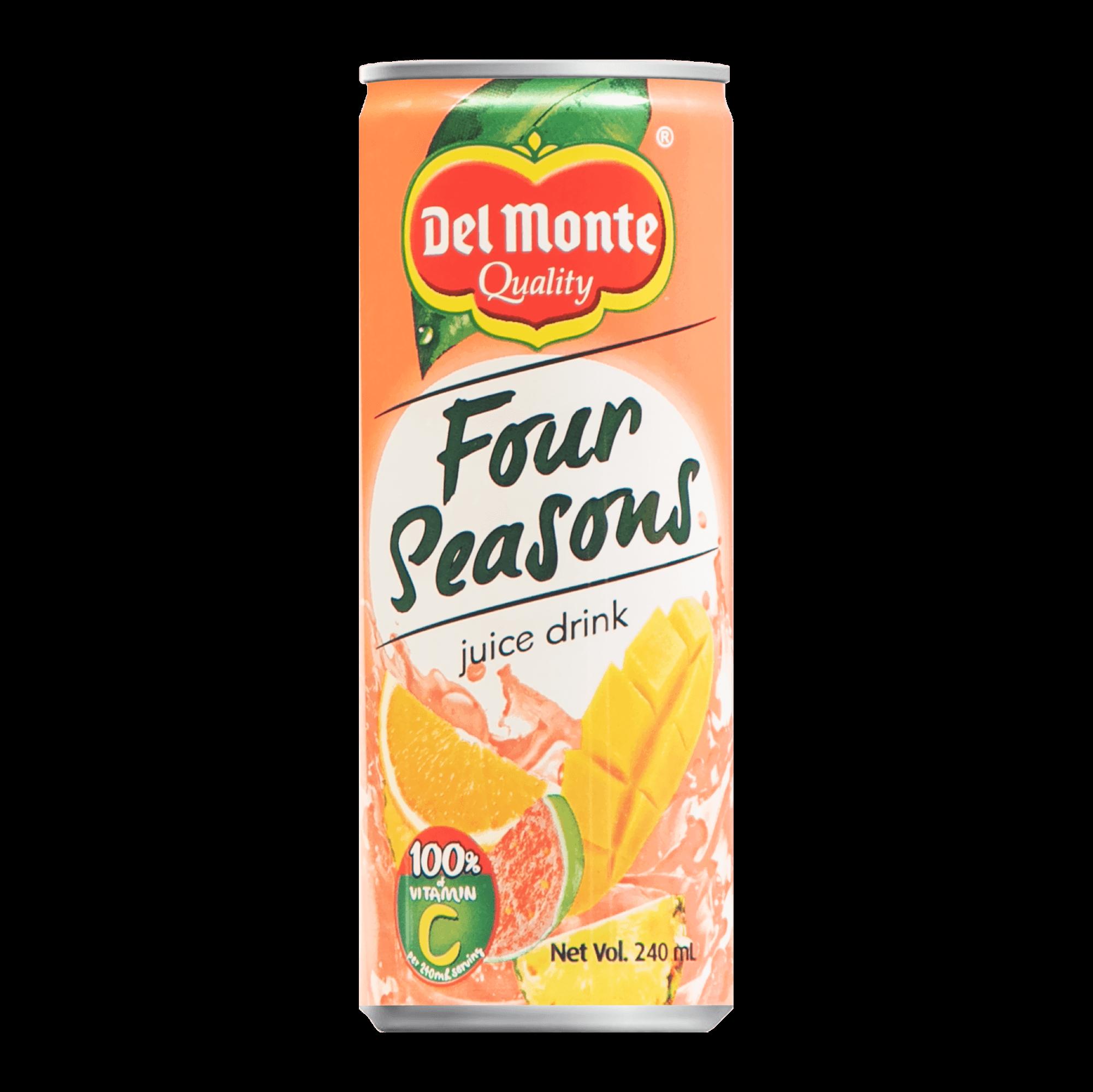 Del Monte Four Seasons Juice Drink
