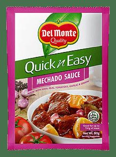 Del Monte Quick 'n Easy Mechado Sauce
