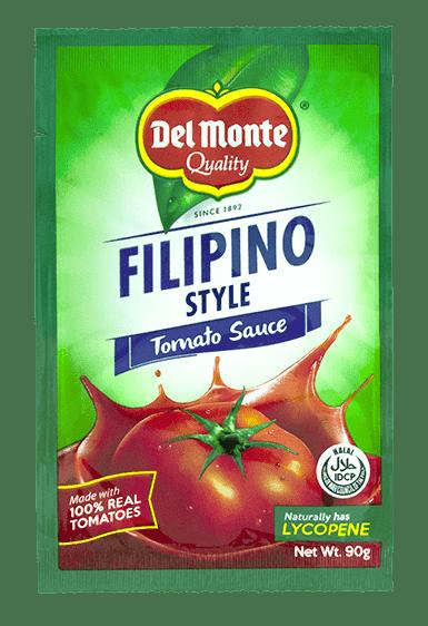 Del Monte Filipino Style Tomato Sauce