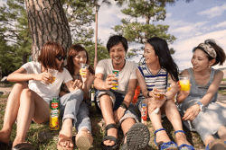 Drink to better health with deliciously refreshing Del Monte Juices!