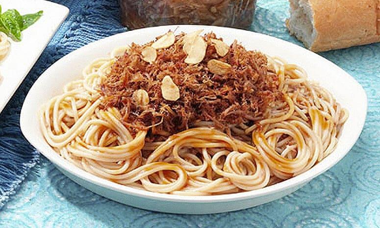 Adobo Pasta Recipe