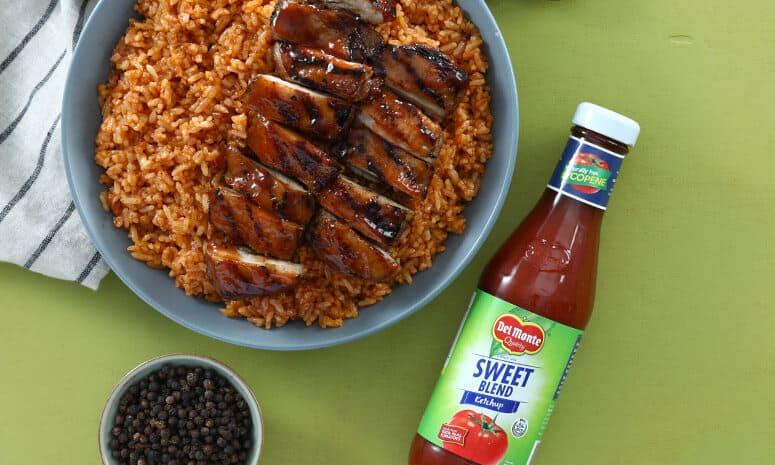 BBQ Java Rice Recipe