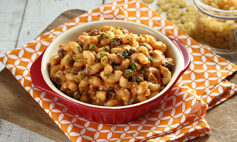 Beef and Cheese Mac Recipe