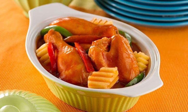 Chicken Guisado Recipe