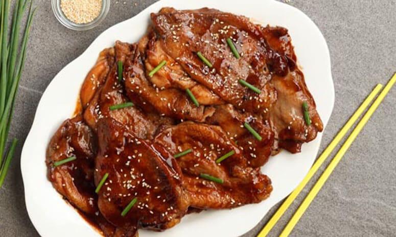 Chicken Fillet Teriyaki (Party)