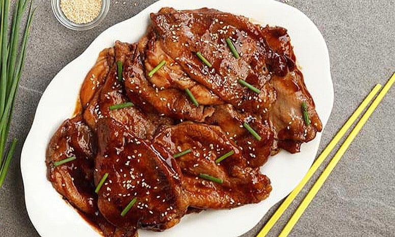 Chicken Fillet Teriyaki Recipe