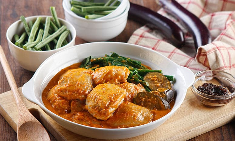 Chicken Kare-Kare Recipe