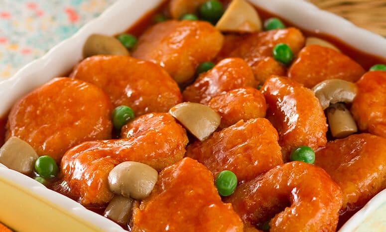 Chicken Nuggets Casserole Recipe