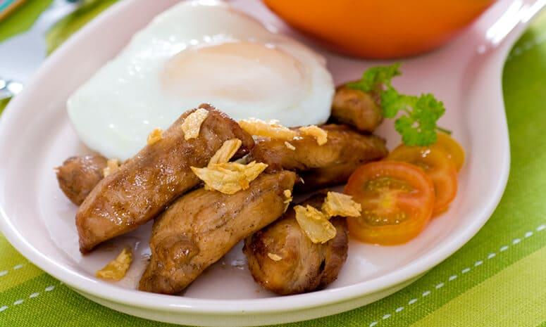 Chicken Tapa Recipe