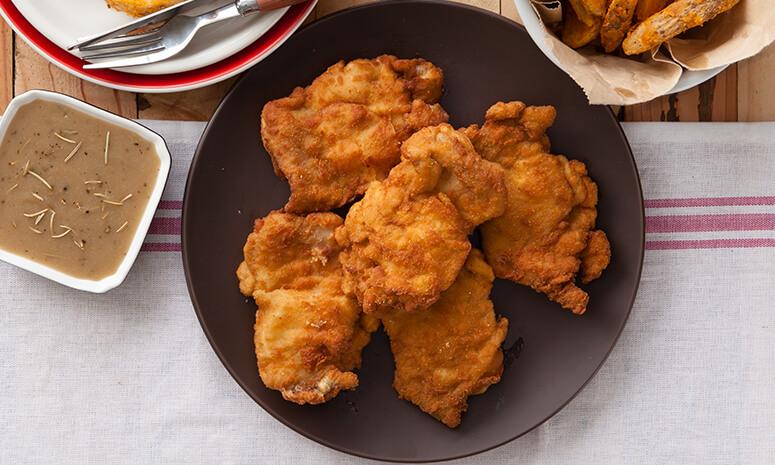 Country Chicken Steak Recipe