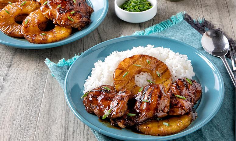 Easy Chicken Aloha Recipe