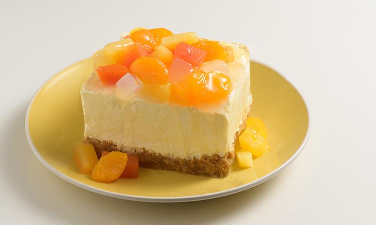 Fiesta Mandarin Cheesecake Recipe