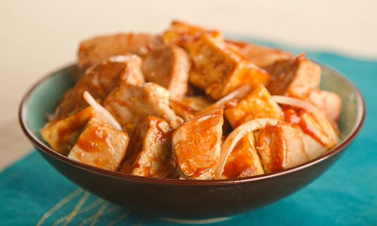 Fish Salpicao Recipe