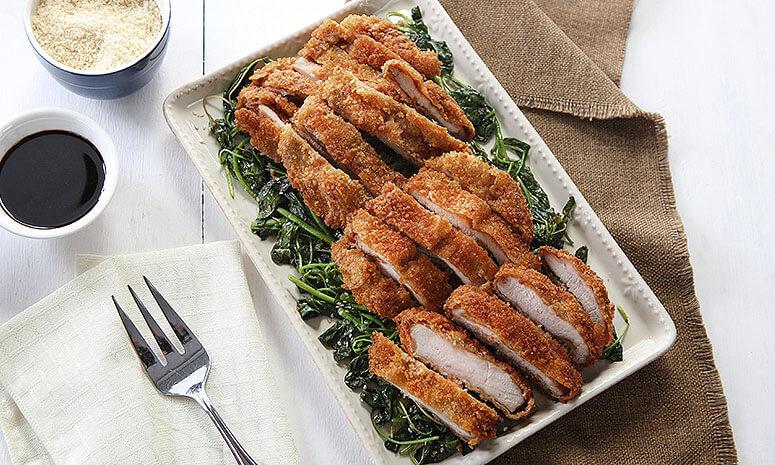 Five Spice Pork Chop Recipe