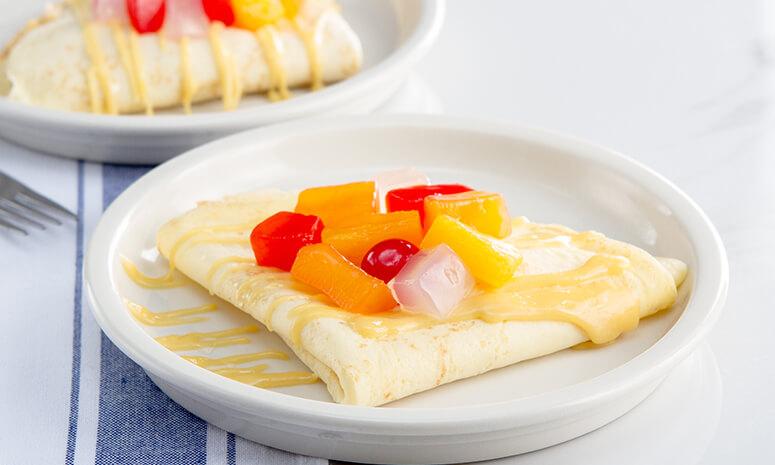 Fruit Crepe Samurai Recipe