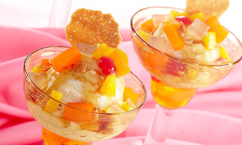 Fruity Glaze Recipe