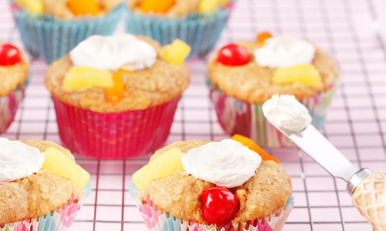 Golden Cupcake Recipe
