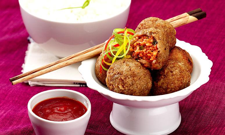 Gabi Meatballs Recipe