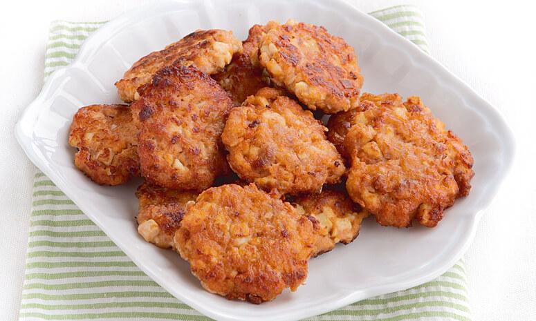 Del Monte Garlic Longganisa Patties Recipe
