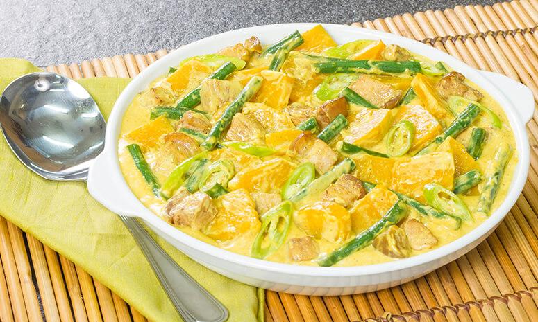QNE Ginataang Gulay at Sitaw Recipe (60g)
