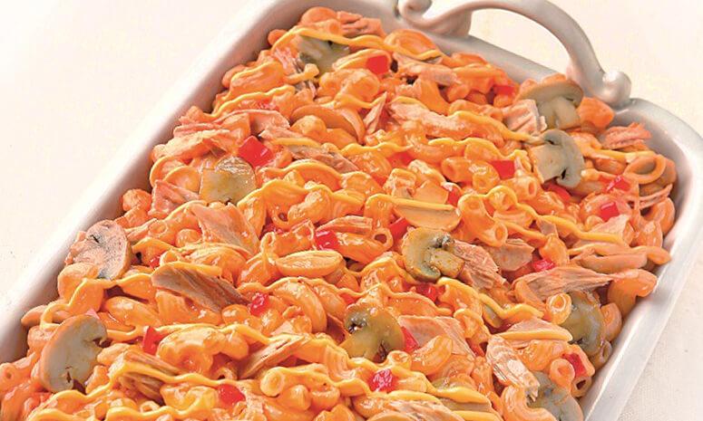 Macaroni and Tuna Casserole Recipe