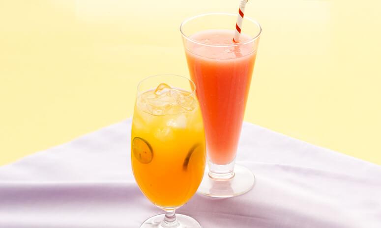 Orange Calamansi Drink Recipe