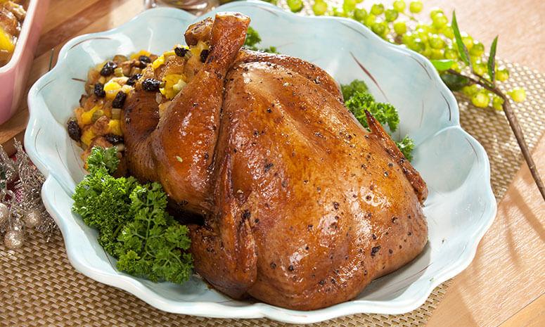 Pine Chicken Holiday Recipe