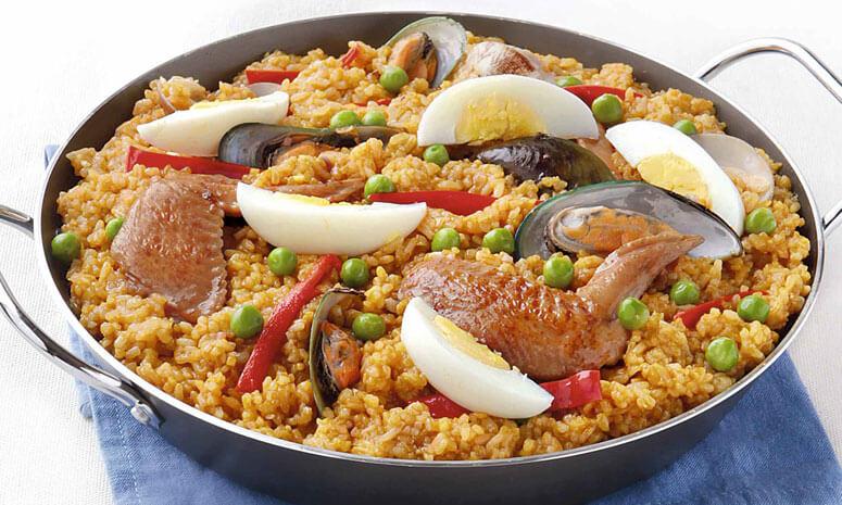 Del Monte Paella Recipe
