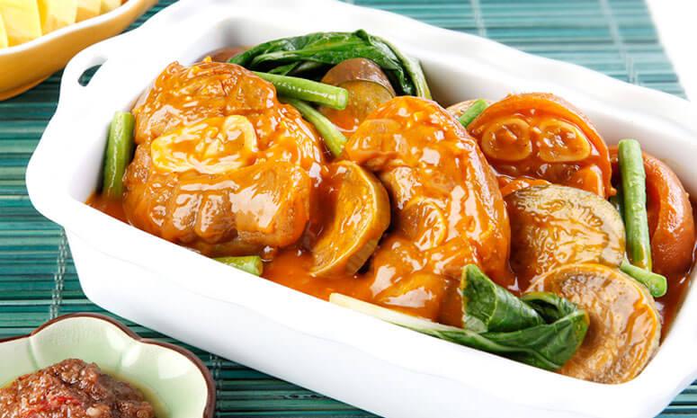 Pata Kare-Kare Recipe