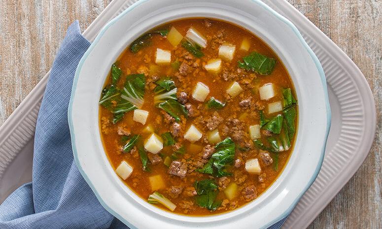 Picadillo Soup Recipe