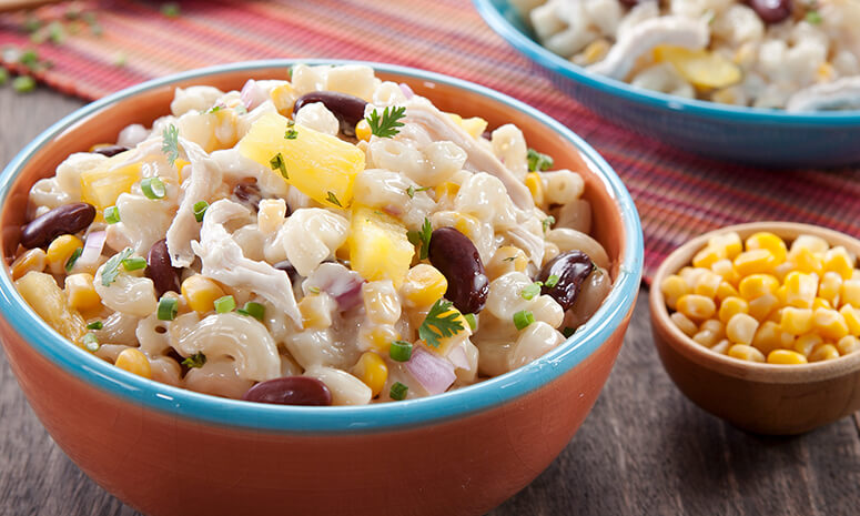 Pine Mexican Macaroni Salad Recipe