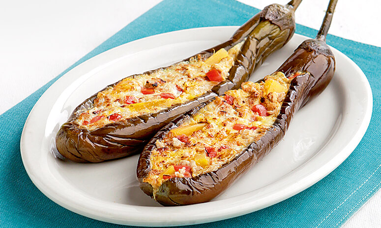 Pineapple Eggplant Torta Recipe